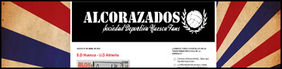 Enlace blog oficial Alcorazados