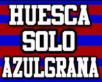 En Huesca solo el Huesca!